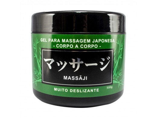 Massaji Gel Massagem 500g - Hot Flowers Ref.: HC516