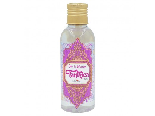Óleo Tantrica Para Massagem 120ml Hot Flowers Ref.: HC655