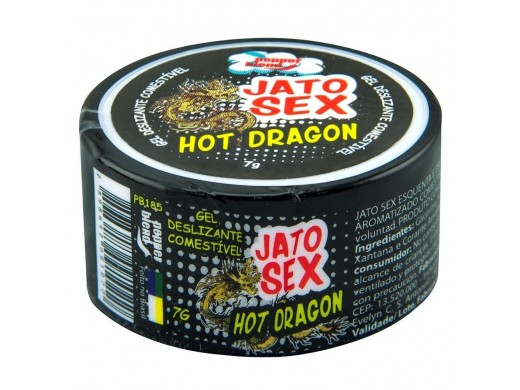 Jato Sex Hot Dragon Gel 7g Pepper Blend Ref.: FB185