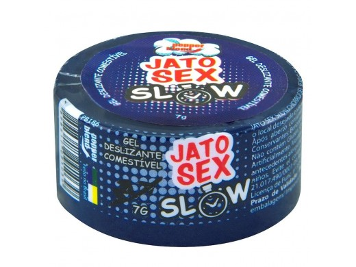 Jato Sex Slow Retarda Ejaculação Gel 7g Pepper Blend Ref.: FB186